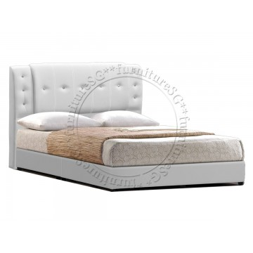 Faux Leather Bed LB1070