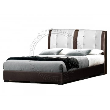 Faux Leather Bed LB1072