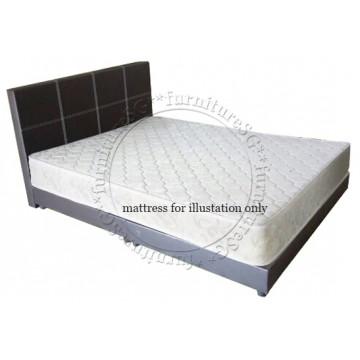 KingsBed Queen Size Foam Mattress & Bed