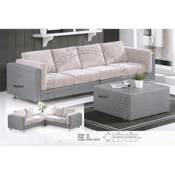 L-Shaped Sofa Fabric FSF1010