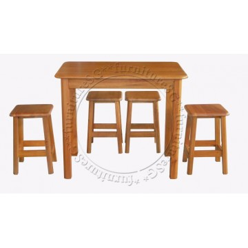 Dining Table Set DNT1073W