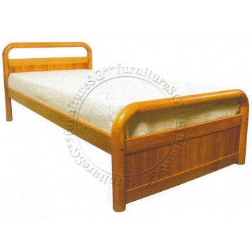 Wooden Bed WB1055