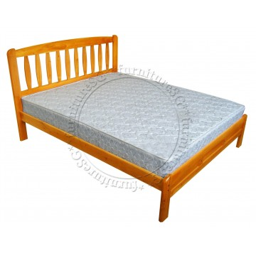 Wooden Bed WB1058