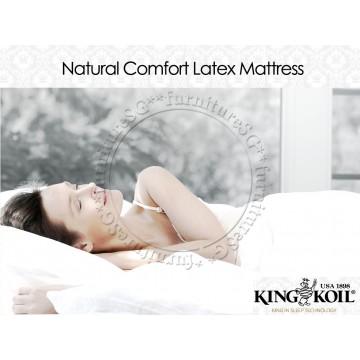 King Koil Natural Comfort Latex Mattress