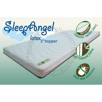SleepAngel Latex Topper
