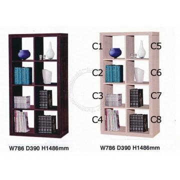 Modular Book Cabinet BCN1040