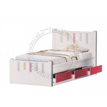 Children Bed CBR1024A (Single)