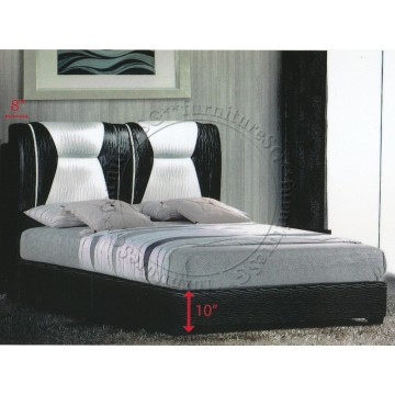 Faux Leather Bed LB1115
