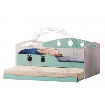 Children Bed CBR1069 (Single)