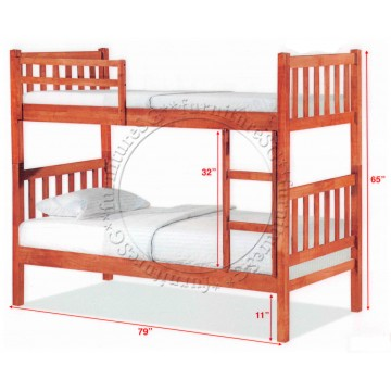 Double Deck Bunk Bed DD1061