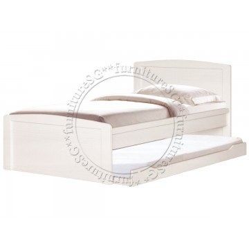 Wooden Bed WB1078