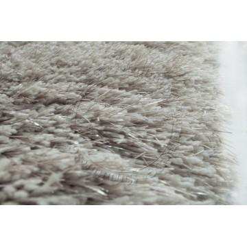 Carpet CP1060 Dirty White + Silver (Long Shaggy)
