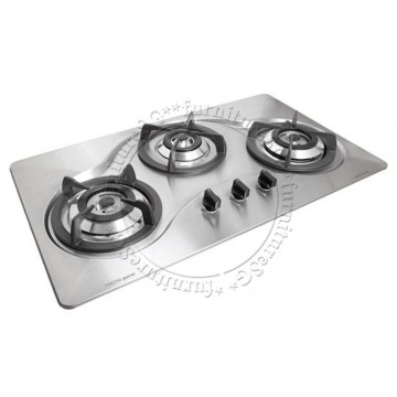 Tecno Hi-Power Built-In Hob with Cyclonic Flame Technology (SR-888HP)