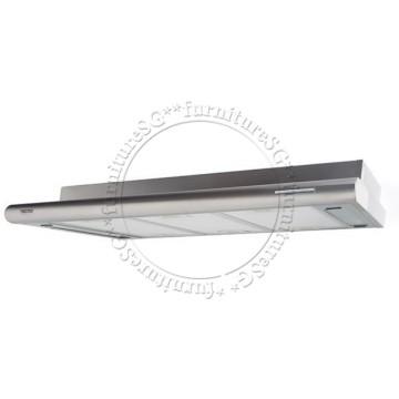 Tecno 90cm Slim Line Hood with Round Profile (TH-958T)