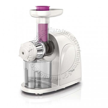 Philips 150W Viva Collection Slow juicer HR1830