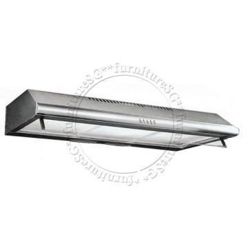 UNO 60cm Slim Line Hood (UP-1060C)