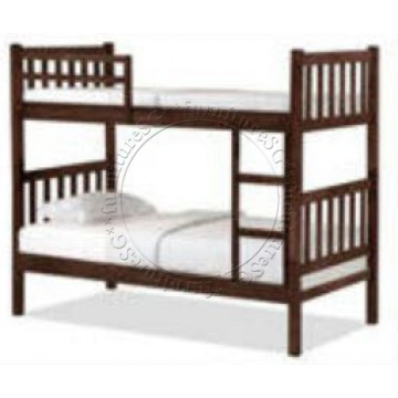 Double Deck Bunk Bed DD1061W
