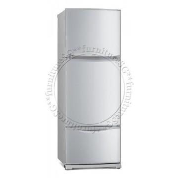 Mitsubishi MR-V45EG-SL-P 3-Door Refrigerator (Silver)