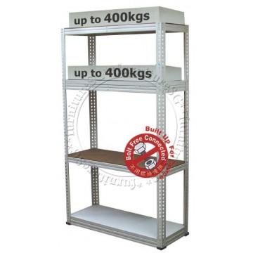 Boltless Shelf Rack Shelving System (FibreBoard Shelf)