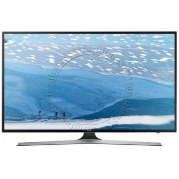 "Samsung 43"" UHD 4K Flat Smart TV UA43KU6000KXXS"