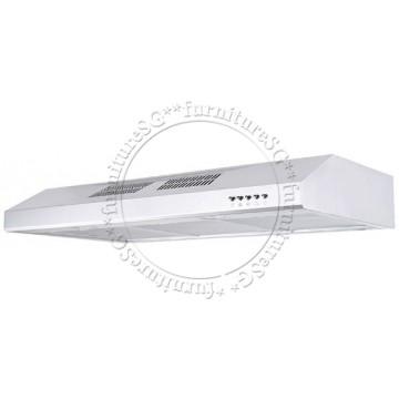 Tecno Slim Line Designer Hood with Maxi-Flow Motor (TCH 900SS)