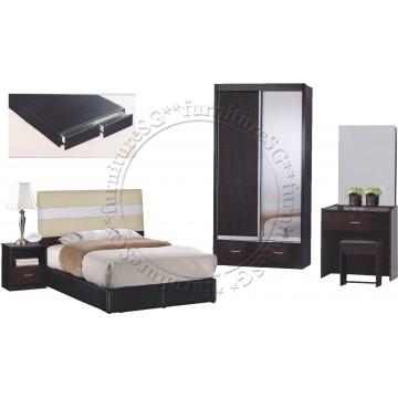 Bedroom Set BRS1049 ( Super Single Only )