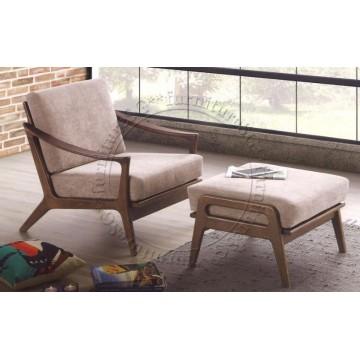 Shawn Wooden Sofa