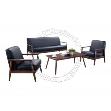 Wooden Sofa WS1028