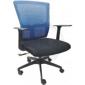 Office Chair OC1094 | Black/Blue/Grey
