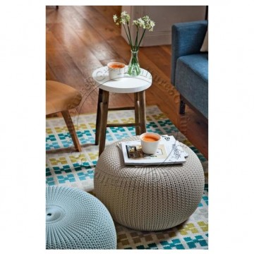 Curver - Cozy Urban Knit Furniture Set (2 Seats + Table)