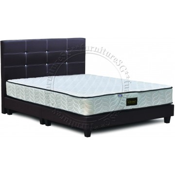 Faux Leather Bed LB1130