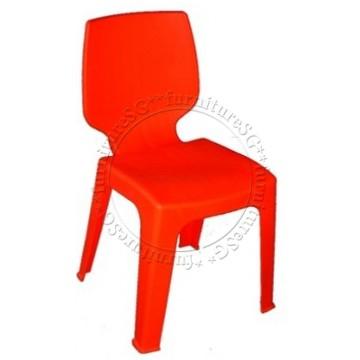 Plastic Chairs - Per Half Dozen