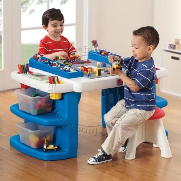 BUILD & STORE BLOCK & ACTIVITY TABLE™