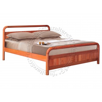 Wooden Bed WB1093