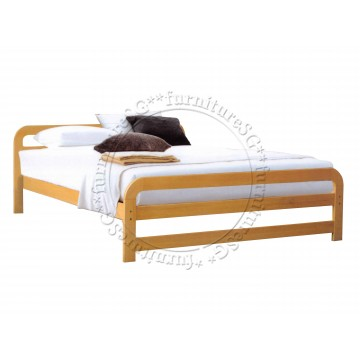 Wooden Bed WB1094
