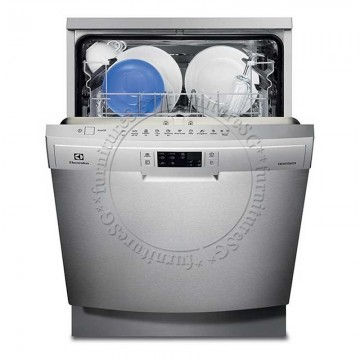 Electrolux Dishwasher ESF7530ROX (Free standing, Stainless Steel)