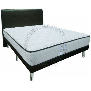 MaxCoil Collin Bed Frame LB1060 (25% OFF COUPON CODE : MAXBED25)
