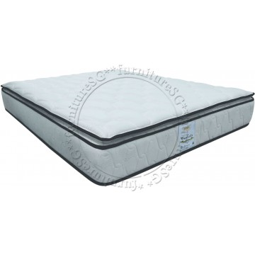 MaxCoil Calista Mosquito Free Pillow-Top Mattress   Free Gifts
