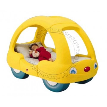 SNOOZE 'N CRUISE TODDLER BED