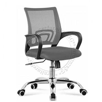 Office Chair OC1076 - Grey