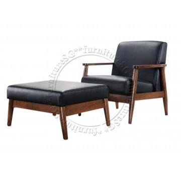 Wooden Sofa WS1028A