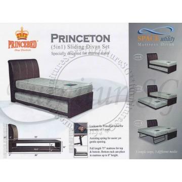 Princeton 5 in 1 Sliding Divan Set