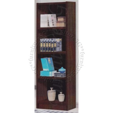 Book Cabinet BCN1008B (Walnut)