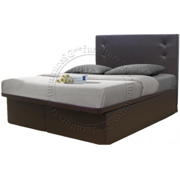 Kingston Storage Bed (Queen Size)