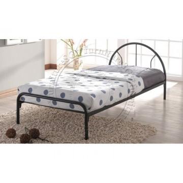 Bundle C : Single Metal Bed frame & Foam Mattress