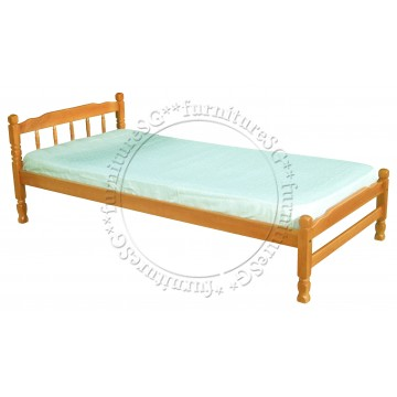 Wooden Bed WB1100