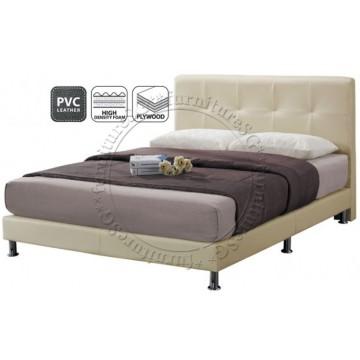 Julie Faux Leather Bed Frame