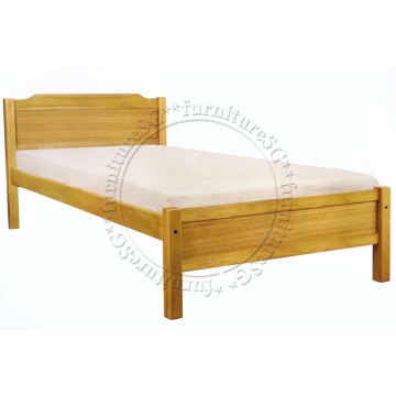 Wooden Bed WB1101