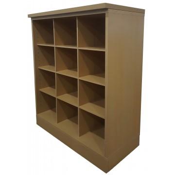 Low Pigeon Hole Cabinet (Alpha)