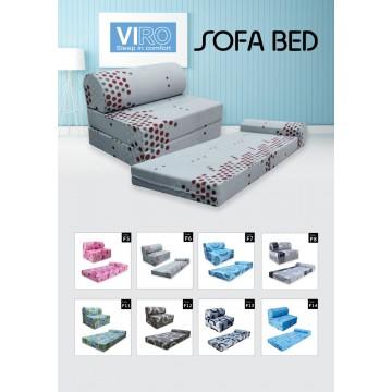 Viro Sofa Bed (Free Pillow) 25% OFF COUPON CODE : MAXBED25
